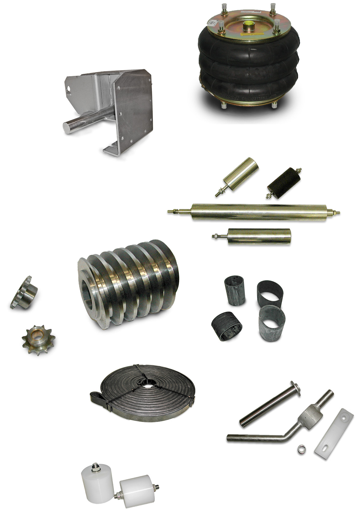 horizontal-belt-filter-wear-parts