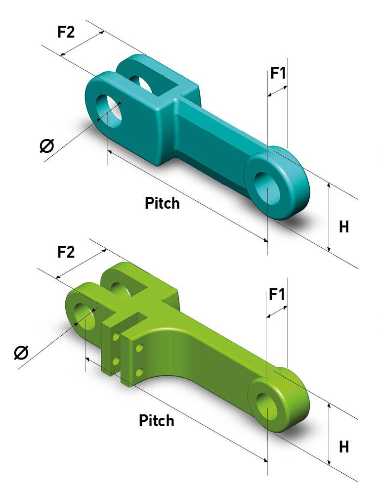 conveyor-standard-links