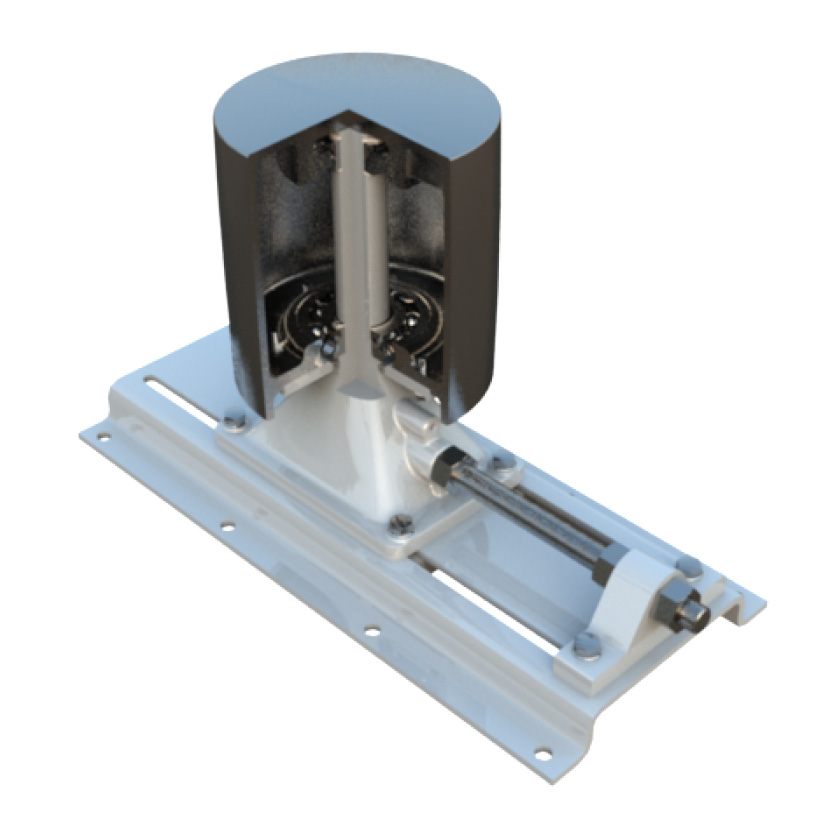 rotary-table-filter-tension-roller